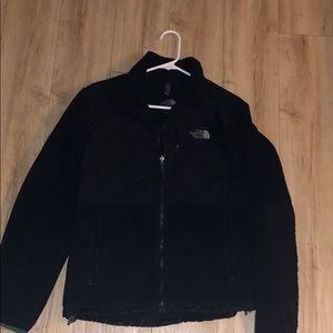 The North Face Black Fleece Jacket Sz M